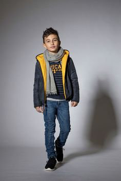 kids on the runway – Page 2 – kid´s fashion Boys Summer Outfits, Toddler Outfits, Baby Boy Outfits, Winter Outfits, Kids Outfits, Boys Winter Clothes, Trendy Baby Clothes, Baby Boy Fashion, Fashion Kids