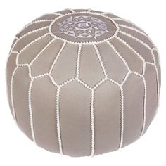 Make your home more stylish & sophisticated with Moroccan Filled Pouffe. Shop online at flat 47% OFF from Wooden Street.