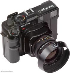I'd do a lot to get one --> Mamiya 6