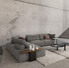 My Taos is the sofa design that best communicates Saba's identity. It's recent redesign is based on the 4 pillars of the company: memory, comfort, design and poetry. Canapé Design, Sofa Design, Interior Design, Living Room Furniture, Home Furniture, Living Room Decor, Italia Design, Sofa Styling, Italian Furniture
