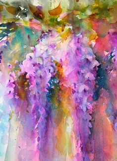 Wistful Wisteria I cannot walk into my cottage without stopping to admire the wisteria which adorns the walls around the front doo...
