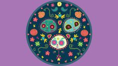 Dia de Los Muertos Party is a T Shirt designed by aglomeradesign to illustrate your life and is available at Design By Humans