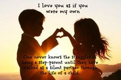 <3 is the greatest benefit of being a stepmom