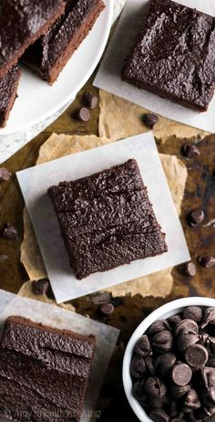 These sugar free brownies. | 19 Tasty Dessert Recipes Everyone With A Slow Cooker Needs
