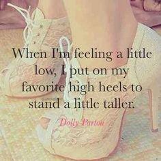 Stand a little higher