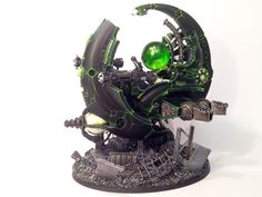 Monday - Necron Tesseract Ark
