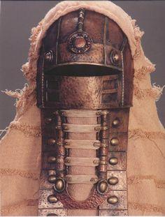 Female Tusken Raider costume