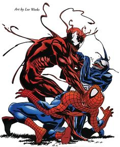 Carnage comics | Carnage - Marvel Comics - Spider-Man enemy