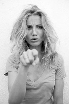 I love Cameron Diaz. That is all.