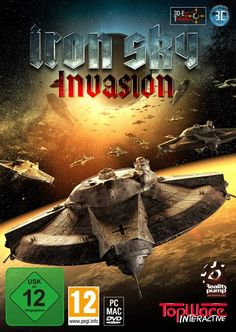 IRON SKY INVASION  Pc Game Free Download Full Version