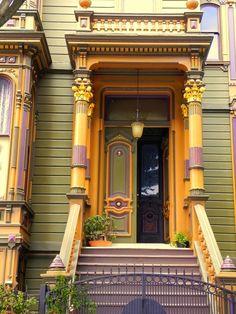 San Francisco, California door