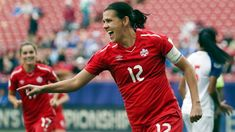 Canada's Christine Sinclair breaks international goal-scoring record - Sportsnet.ca