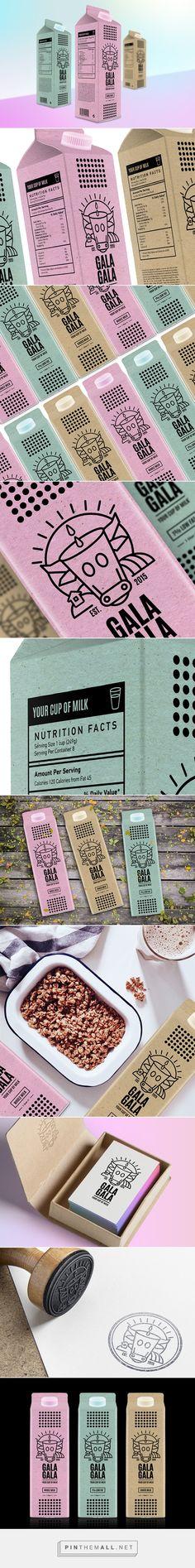 milk company | Gala Gala PD