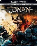 Conan the Barbarian [4K Ultra HD Blu-ray] [2 Discs] [2011]