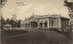 Buitenzorg circa 1900 : Sociëteit de Harmonie.