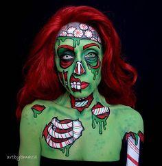 10 Stunning Makeup Ideas for Halloween
