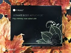 Fall in love with the It Works! Wrap!