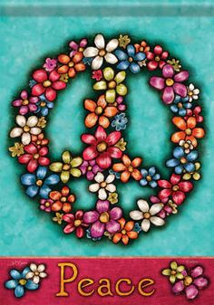 Flower power and the hippie culture was controversial and very prominent in the 60s. Young people wanted freedom, environemntalism, and peace... and druuuugs.