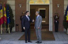 Rajoy será el primer presidente del Gobierno en hacer una visita oficial a Andorra - http://plazafinanciera.com/rajoy-sera-el-primer-presidente-del-gobierno-en-hacer-una-visita-oficial-a-andorra/ | #Andorra, #AntoniMartí, #MarianoRajoy #Política