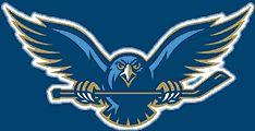 LogoServer - Hockey Logos - ECHL - East Coast Hockey League Hockey Logos, Sports Logos, Dek Hockey, Hawk Logo, Falcon Logo, Different Sports, Falcons, Hawks, East Coast