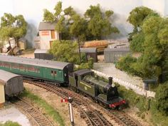Hintock-GWR/SR Joint-OO - Members Personal Layouts. - Model Railway Layouts. - Your Model Railway Club