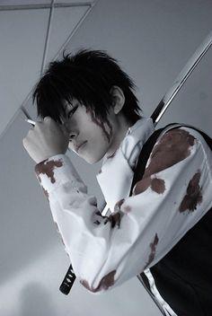 Gintama cosplay - Shinsengumi's Vice Chief Hijikata Toushiro