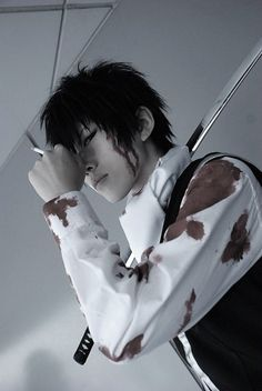 Gintama cosplay - Shinsengumi's Vice Chief Hijikata Toushiro