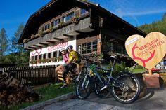 Das Bike-Eldorado direkt vor der Haustür! http://www.kirchleitn.com