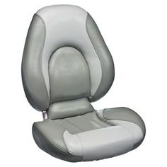 Tempress Trojan High-Back Boat Seats with Attwood Centric Core - Gray/Light Gray Fishing Boat Seats, Fishing Boats, Outdoor Gear, Core, Gray, Home Decor, Decoration Home, Room Decor, Grey
