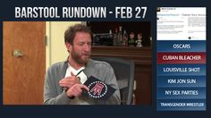 Barstool Rundown - February 27, 2017 - http://www.truesportsfan.com/barstool-rundown-february-27-2017/