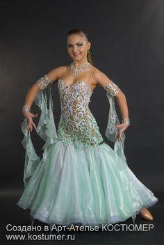 Для бальных танцев - конкурсные