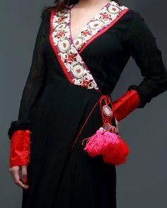 mughal style anghrakha