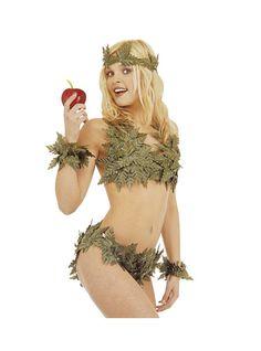 Kit disfraz de Eva en el paraíso para mujer