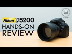 Nikon D5200 Hands-on Review - http://princephotostore.princefamily33.com/2014/01/04/nikon-d5200-hands-on-review/