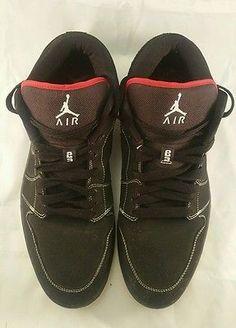 hot sale online c41bd 669d9 Nike Air Jordan 23 Black Red US Mens Size 16 Shoe Sneaker Basketball  Jordan 23 Black