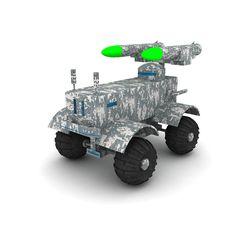 나무 장난감 자동차 트럭 3D 최대