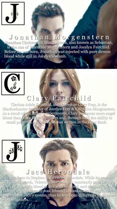 Jonathan, Clary et Jace Shadowhunters Malec, Shadowhunters The Mortal Instruments, Clace, Mortal Instruments Quotes, Clary Et Jace, Clary Fray, Jace Lightwood, Isabelle Lightwood, The Beast