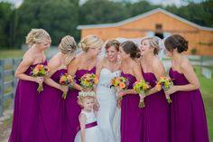 Rustic Farm Wedding - Inspired Bride
