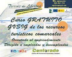 Curso aplicación GVSIG de recursos turísticos