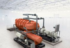 Clean power from waste heat - Siemens Organic Rankine Cycle (ORC) modul
