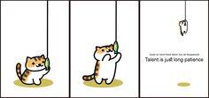 Neko Atsume Comic - Imgur