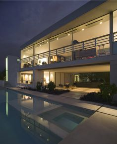 House in Paradise Valley, Arizona, by Marwan Al-Sayed Architects.