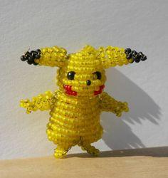 pikachu de micangas