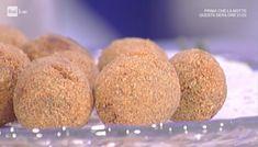 La prova del cuoco   Ricetta olive di nonna papera (finte olive ascolane) di Anna Moroni