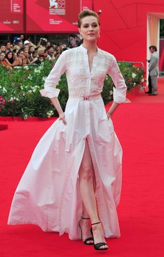 Evan Rachel Wood Not My Typical Favorite Person But This Is Lovely Cherie Mcquaid Cullum Red Carpet Affair