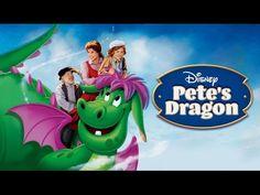 Peter et Elliott le Dragon Disney en Français