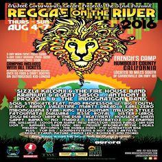 Mr Williamz Live @ Reggae On The River 2016 by Jah Blem Muzik | Free Listening on SoundCloud