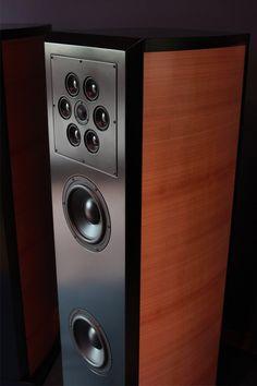 Amato Audio - Lautsprecher Manufaktur. Plenarium ist unser Flaggschiff und…