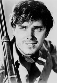 Jeffrey Hunter for The Searchers, 1956