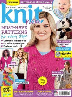 Knit Now №69 2017 - 轻描淡写 - 轻描淡写